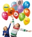 Ballon de baudruche Ø 33 cm, ballon de baudruche ou ballon latex publicitaire