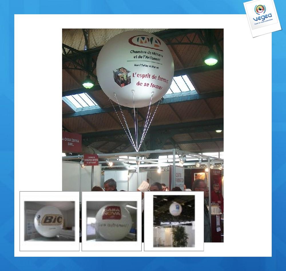Ballon gonflable à l'hélium 180cm