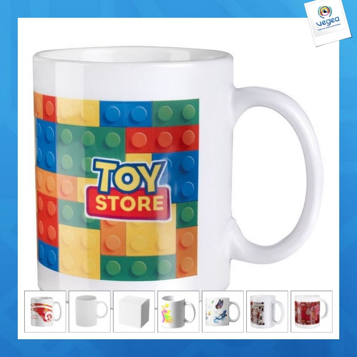 Mug quadri standard